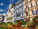 Historic buildings of Karlovy Vary