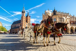 Krakow: The most beautiful town in Poland
