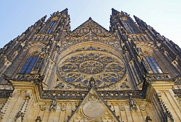 Spired Miracle of Prague: St Vitus Cathedral