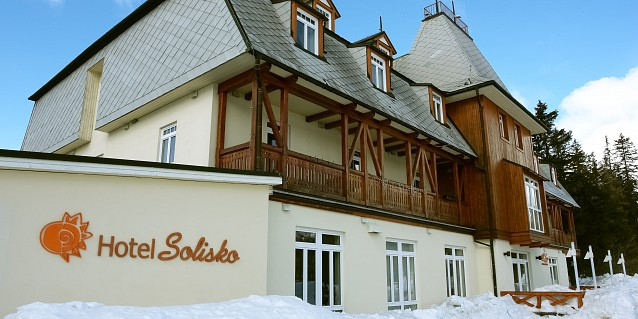 Hotel Solikso with local cuisine, Slovakia